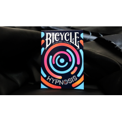 Bicycle Hypnosis V2 Playing Cards wwww.magiedirecte.com