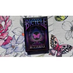 BICYCLE BUTTERFLY - (Purple) wwww.magiedirecte.com