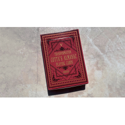 Cotta's Almanac 5 Transformation Playing Cards wwww.magiedirecte.com