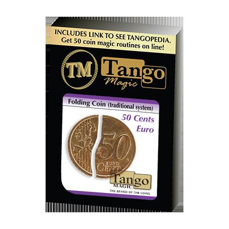 FOLDING (50 Cent Euro) - Tango wwww.magiedirecte.com