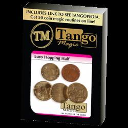 Hopping Half Euro (E0031)by Tango - Trick wwww.magiedirecte.com