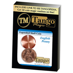 EXPANDED SHELL (English Penny) - Tango wwww.magiedirecte.com