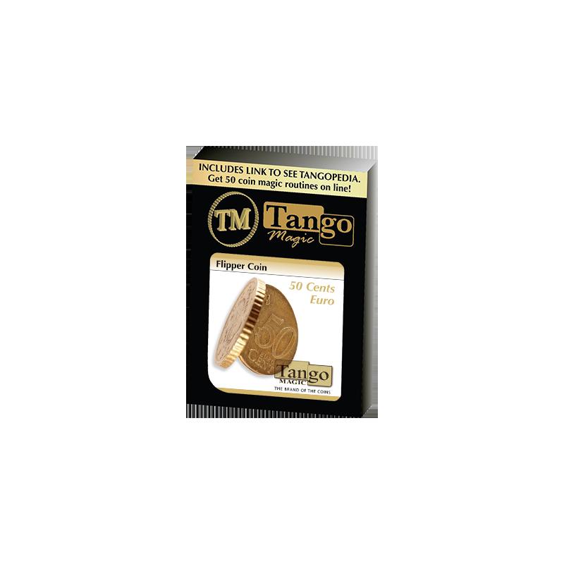 FLIPPER COIN (50 Cent Euro) -Tango wwww.magiedirecte.com