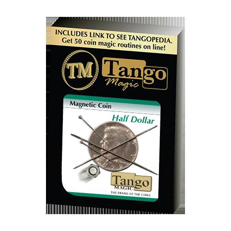 Magnetic Half Dollar Coin(D0025) wwww.magiedirecte.com
