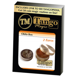 OKITO BOX (2 Euro) - Tango Magic wwww.magiedirecte.com