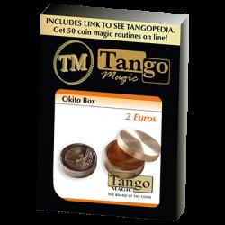 OKITO BOX (2 Euro) - Tango Magic wwww.magiedirecte.com