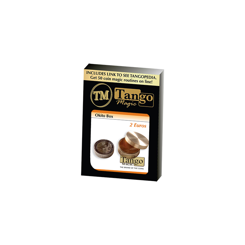 OKITO BOX (2 Euro) - Tango wwww.magiedirecte.com