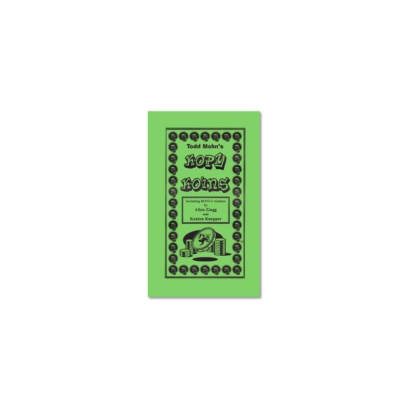 Kopy Koins by Todd Mohn - Trick wwww.magiedirecte.com