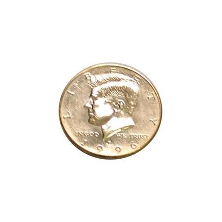 Jumbo 7 Gold Half Dollar - Trick wwww.magiedirecte.com