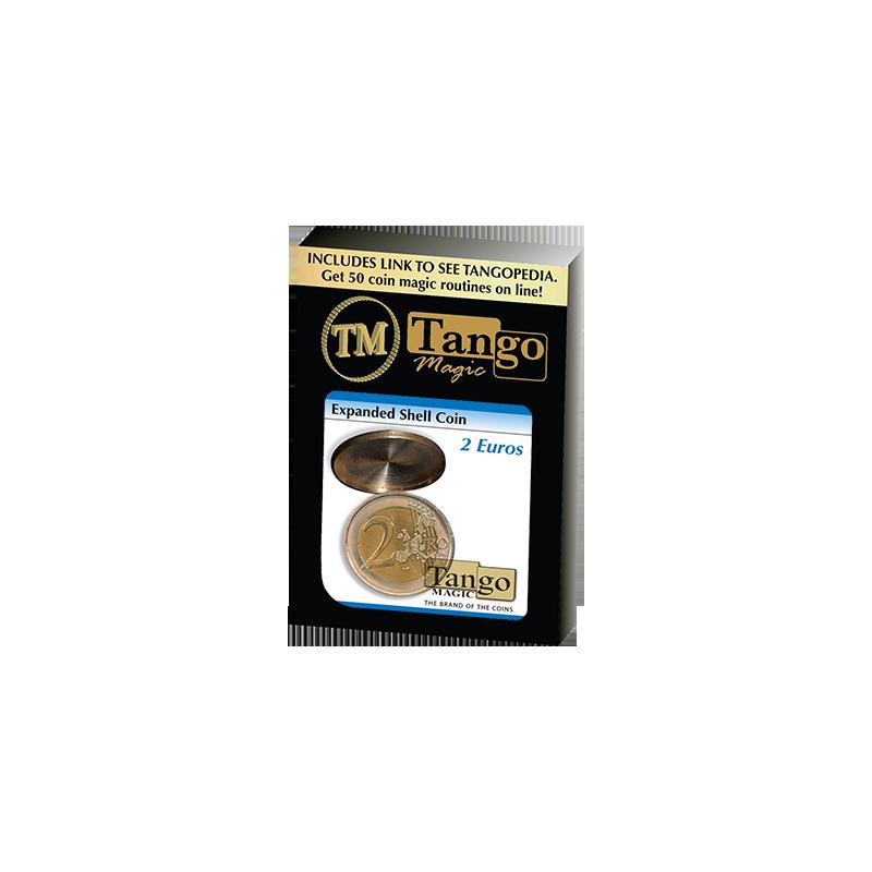 EXPANDED SHELL (2 Euro) - Tango wwww.magiedirecte.com