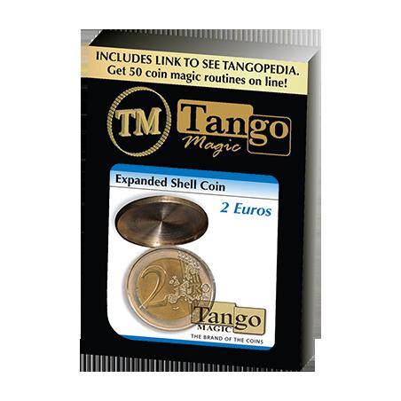 Expanded 2 Euro Shell by Tango - Trick (E0001) wwww.magiedirecte.com