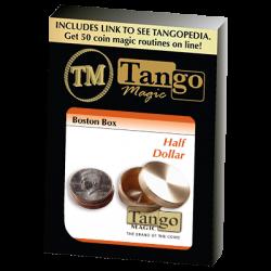 BOSTON BOX (Half Dollar) - Tango wwww.magiedirecte.com