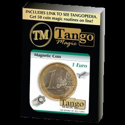 MAGNETIC COIN (1 Euro) - Tango wwww.magiedirecte.com