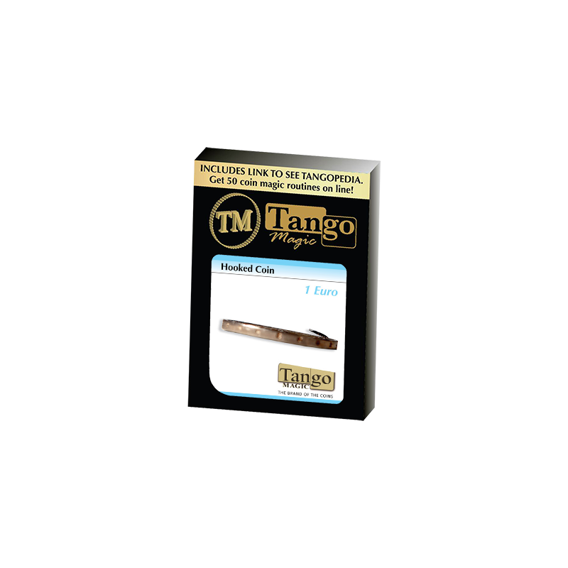 HOOKED COIN (1 Euro) - Tango wwww.magiedirecte.com