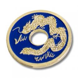 CHINESE COIN (Bleu-Half Dollar) - Royal Magic wwww.magiedirecte.com