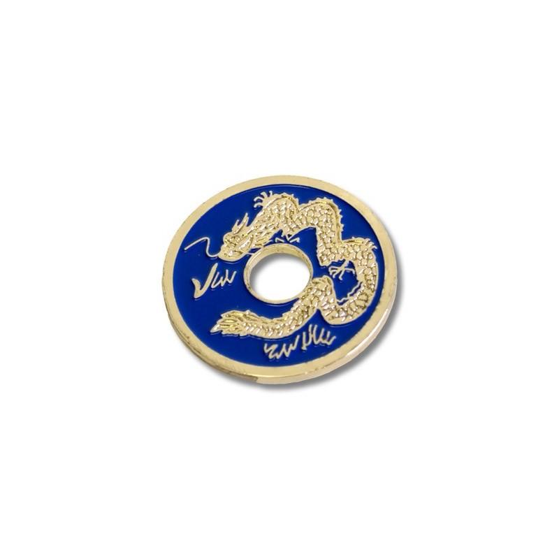 CHINESE COIN (Bleu-Half Dollar) - Royal Magic wwww.magiedirecte.com