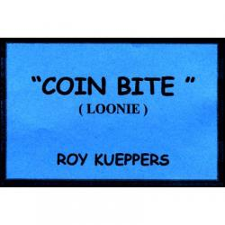 Coin Bite (Canadian Dollar/Loonie) - Trick wwww.magiedirecte.com