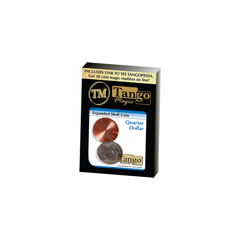 EXPANDED SHELL (Quarter) - Tango wwww.magiedirecte.com
