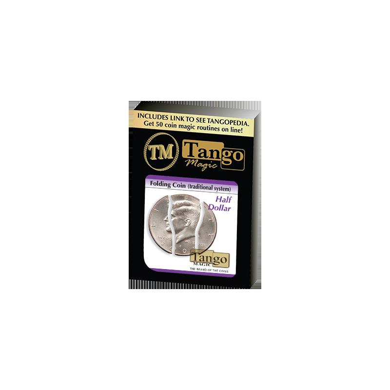 FOLDING COIN (Half Dollar) - Tango wwww.magiedirecte.com