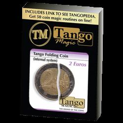 TANGO FOLDING COIN INTERNAL SYSTEM (2 Euro) - Tango wwww.magiedirecte.com