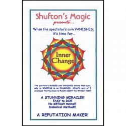 Inner Change by Steve Shufton - Trick wwww.magiedirecte.com