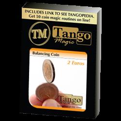 BALANCING COIN (2 Euro) - Tango wwww.magiedirecte.com