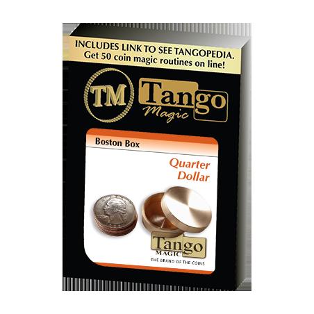 BOSTON BOX BRASS (US Quarter) - Tango wwww.magiedirecte.com