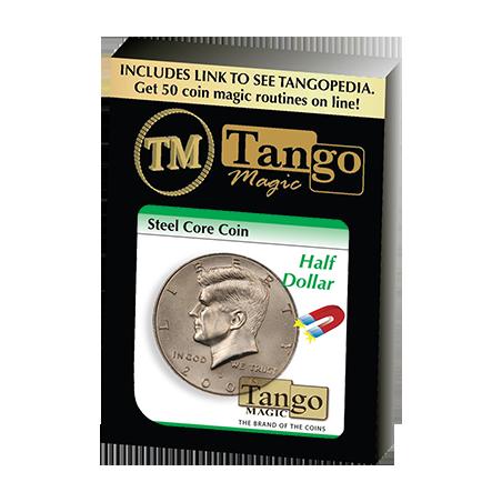 STEEL CORE COIN (US Half Dollar) - Tango wwww.magiedirecte.com