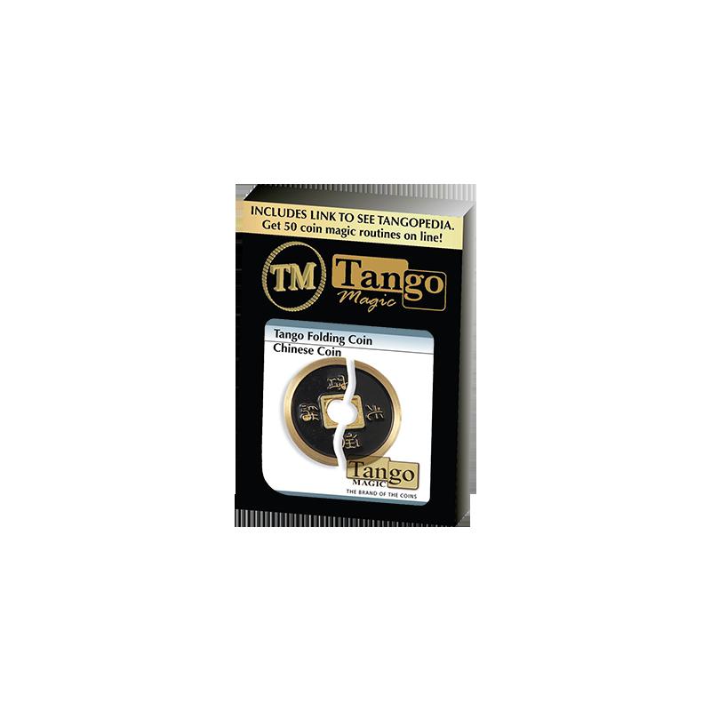 FOLDING CHINESE COIN (Systeme interne) - Tango wwww.magiedirecte.com
