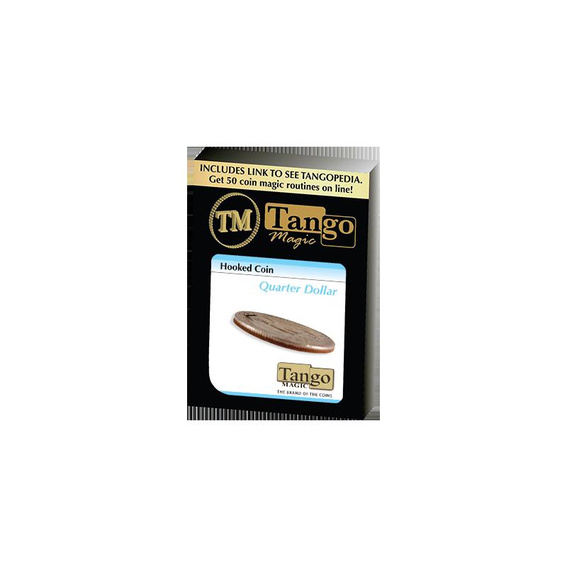 HOOKED COIN (Quarter) - Tango wwww.magiedirecte.com
