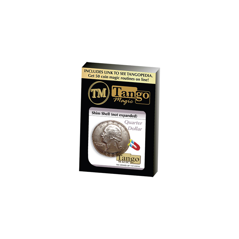 SHIM SHELL (Quarter Dollar) - Tango wwww.magiedirecte.com