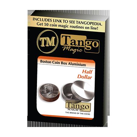 BOSTON COIN BOX  Aluminum (Half Dollar) - Tango wwww.magiedirecte.com