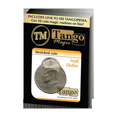 STRETCHED COIN (Half Dollar) - Tango wwww.magiedirecte.com