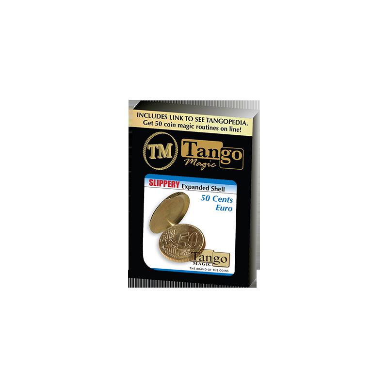 SLIPPERY EXPANDED SHELL (50 CENT EURO) - Tango wwww.magiedirecte.com