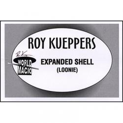 Expanded Shell (Canadian Dollar/Loonie) by Roy Kueppers  - Trick wwww.magiedirecte.com