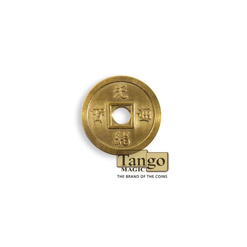 NORMAL CHINESE COIN Brass - Tango wwww.magiedirecte.com