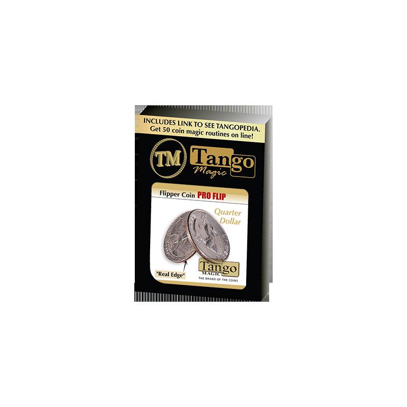 FLIPPER COIN PRO FLIP (Quarter dollar) - Tango wwww.magiedirecte.com