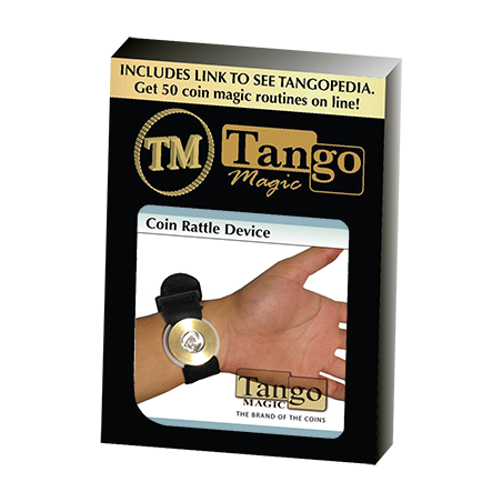 COIN RATTLE - Tango wwww.magiedirecte.com