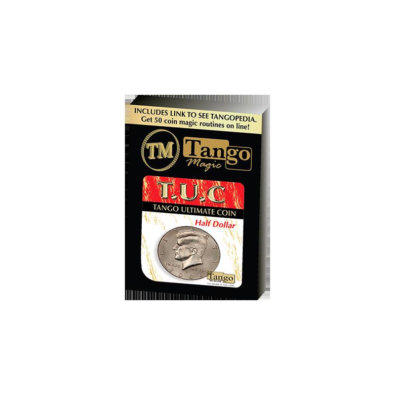TANGO ULTIMATE COIN (T.U.C) (Half dollar) - Tango wwww.magiedirecte.com