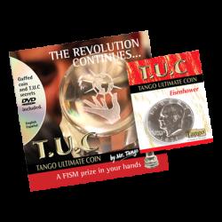 TANGO ULTIMATE COIN (T.U.C) Eisenhower Dollar - Tango wwww.magiedirecte.com