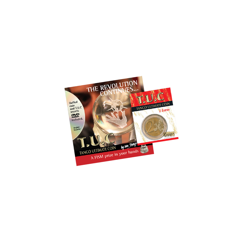 TANGO ULTIMATE COIN (T.U.C.) (2 Euro) - Tango wwww.magiedirecte.com