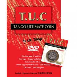 TANGO ULTIMATE COIN (T.U.C.) 2 Pounds - Tango wwww.magiedirecte.com