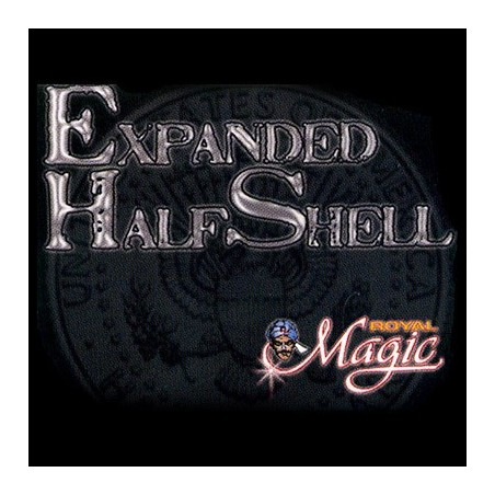 EXPANDED HALF SHELL (Struck) wwww.magiedirecte.com