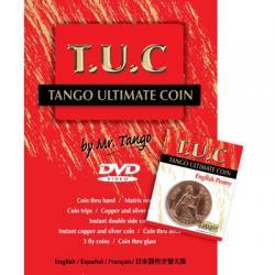 TANGO ULTIMATE COIN (T.U.C) (English Penny) - Tango wwww.magiedirecte.com