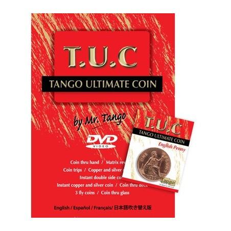 TANGO ULTIMATE COIN (T.U.C) ENGLISH PENNY - Tango wwww.magiedirecte.com