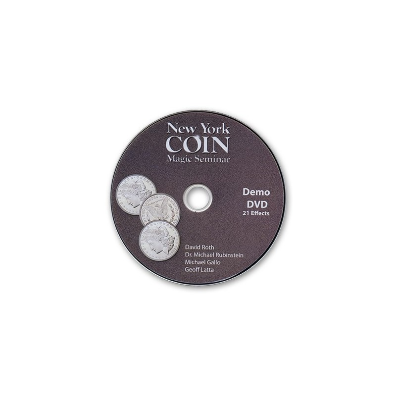 Magic Product Catalog - Vol.1 by New York Coin Magic and Coin Champions- DVD wwww.magiedirecte.com