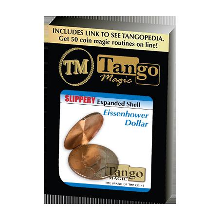 SLIPPERY EXPANDED SHELL EISENHOWER DOLLAR - Tango wwww.magiedirecte.com