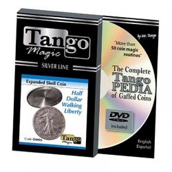 TANGO SILVER LINE EXPANDED SHELL WALKING LIBERTY wwww.magiedirecte.com