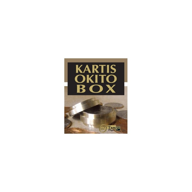 KARTIS OKITO BOX - Tango wwww.magiedirecte.com