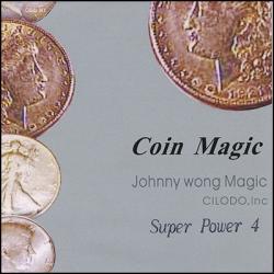 SUPER POWER 4  - Johnny Wong wwww.magiedirecte.com